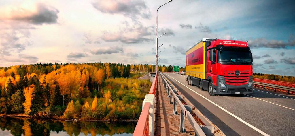 Transport ADR - suisse italie